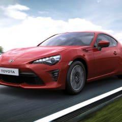 Toyota GT86, coupé restylé: Discrètes évolutions dans la passion…