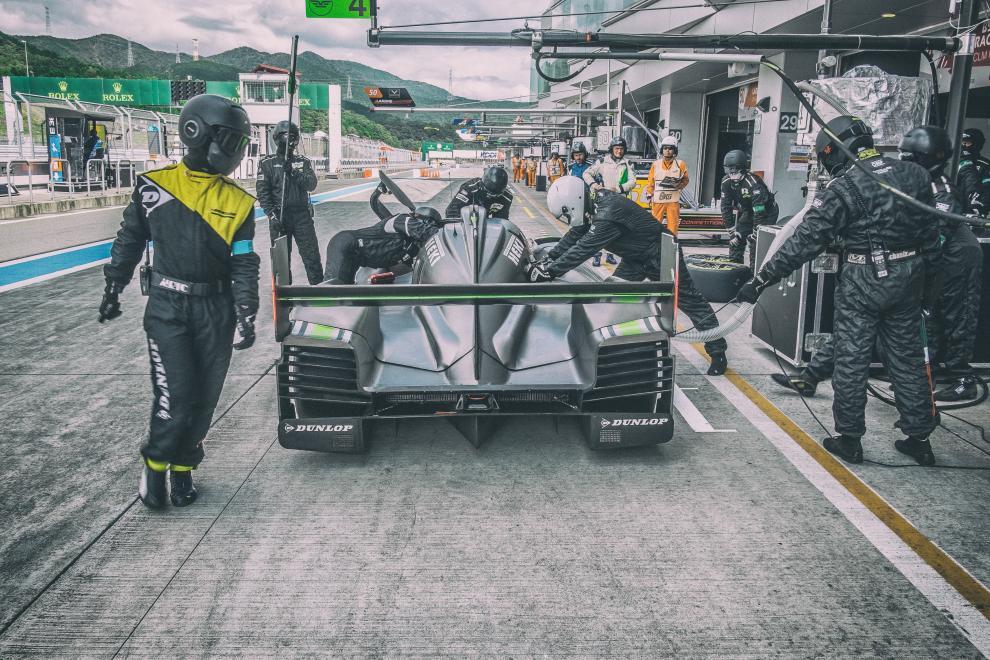 FIA WEC 6 heures de Fuji, LMP1