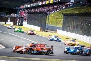 FIA WEC 6 heures de Fuji, LMP2