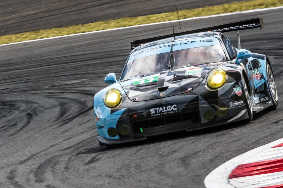 FIA WEC 6 heures de Fuji, LMGTE