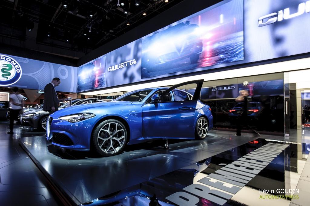 Mondial de l'Automobile Paris 2016 - Kevin Goudin