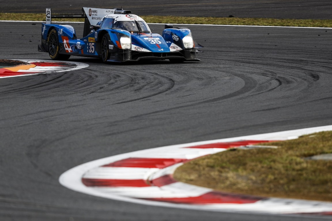 FIA WEC 6H de Fuji - Alpine A460 LMP2