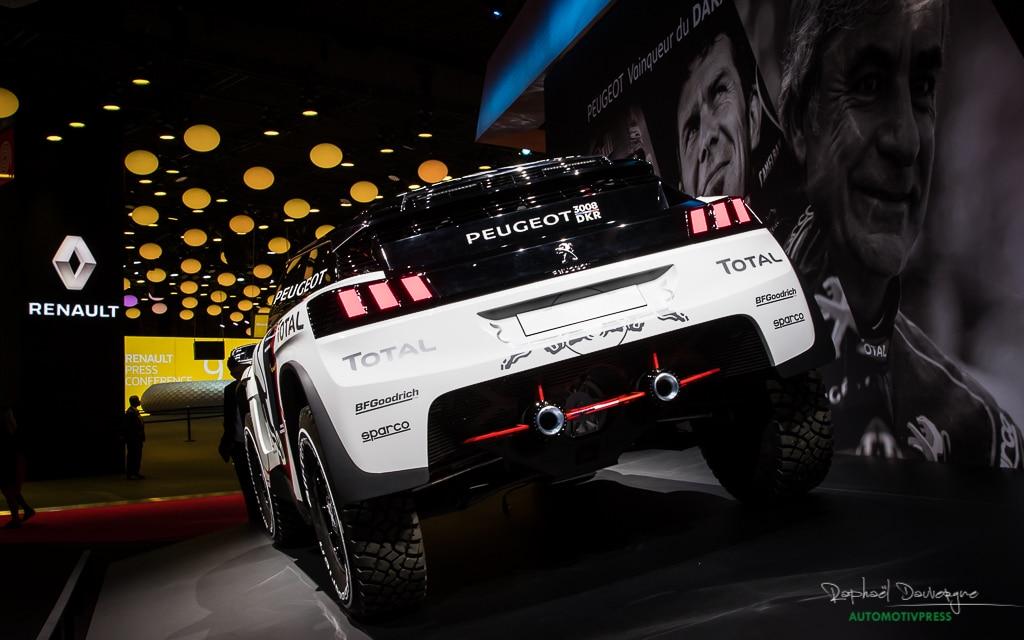 Mondial de l'Automobile Paris 2016 - Raphael Dauvergne