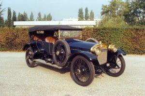Berliet Type AI 9 Torpedo 1911