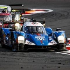 FIA WEC 6 heures de Fuji, LMP2 : Alpine 3ème, option sur les titres constructeurs et pilotes