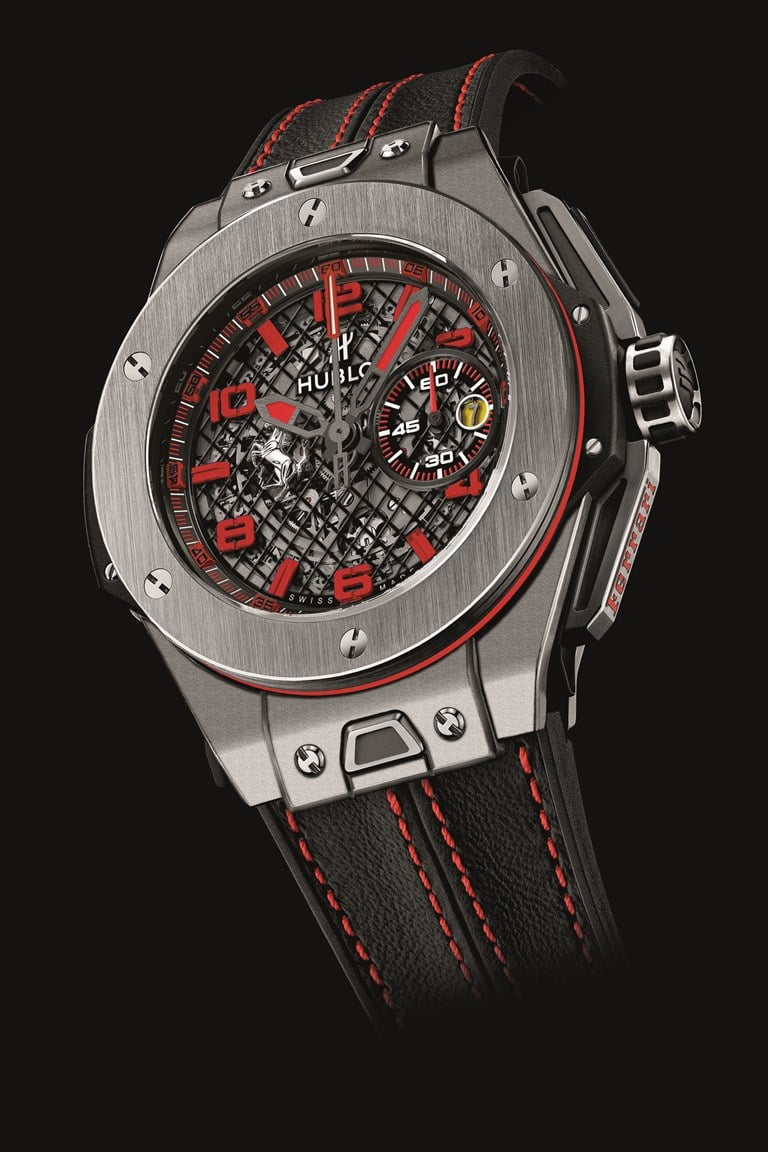 Chronographe Big Bang Ferrari Giappone 50 Limited Edition