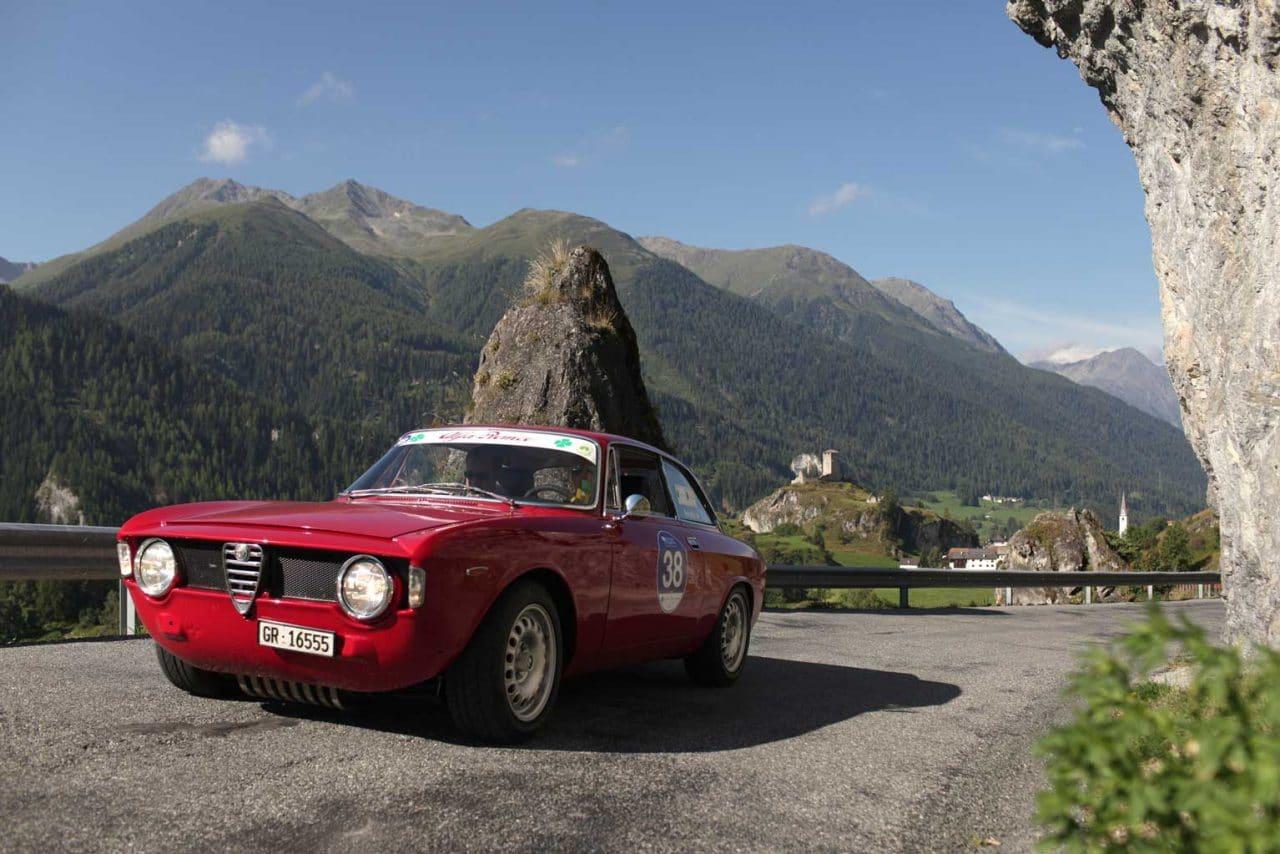 "Rallye ""Passione Engadina"""