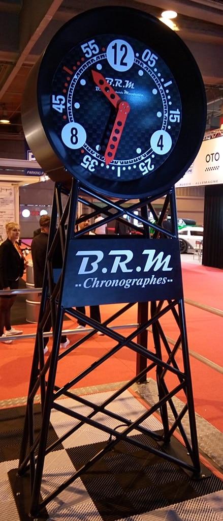 B.R.M - Mondial de Paris 2016