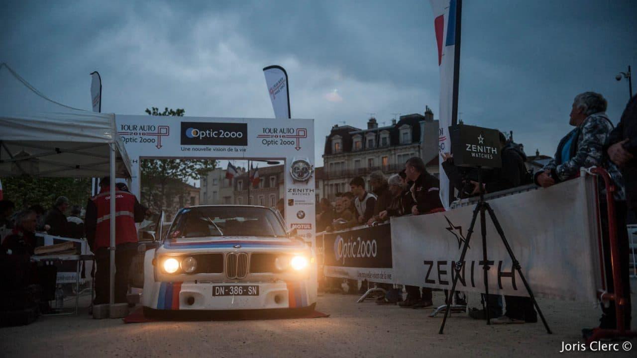 Tour Auto - Joris Clerc