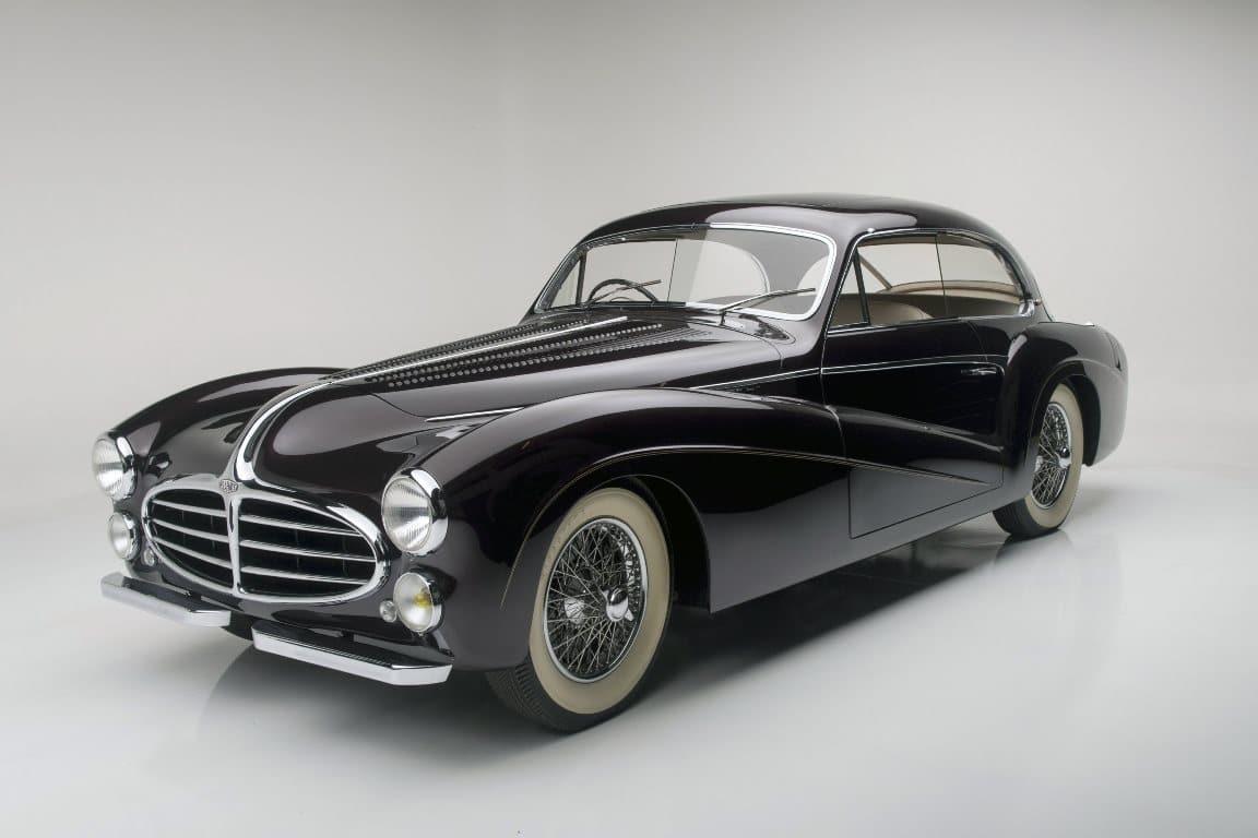 Delahaye 235 Coupe Saoutchik (1953)
