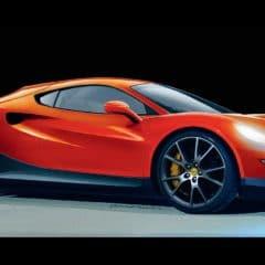 Ferrari prépare une Dino 296 pour concurrencer la Porsche 911