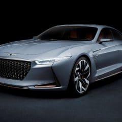 Mondial de l'Automobile Paris 2016 : Genesis New York Concept, le premium coréen