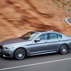Nouvelle BMW Série 5 : Connectée, dynamique, efficiente et respectueuse de son environnement