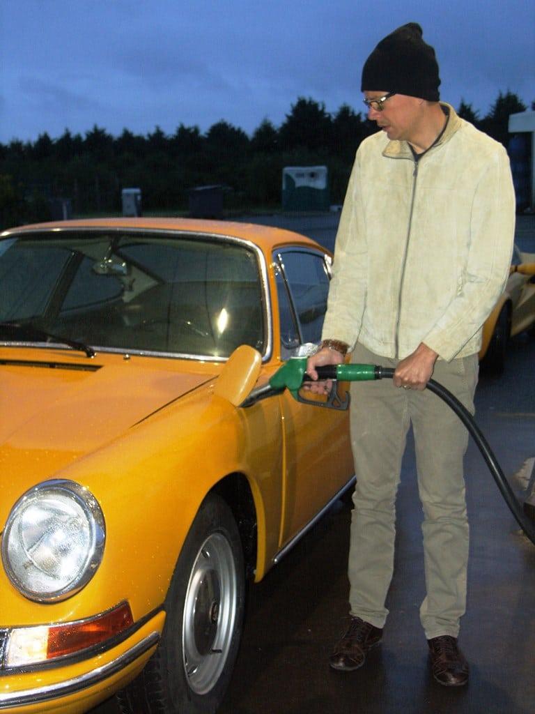 United colors of Breizh Ball - Porsche 912