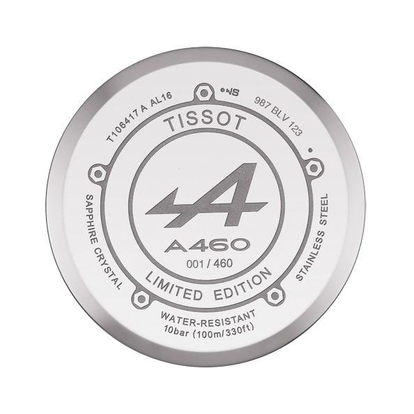 Tissot V8 Alpine A460 édition limitée