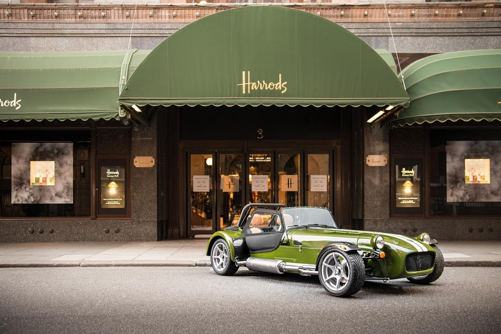 Caterham Harrods