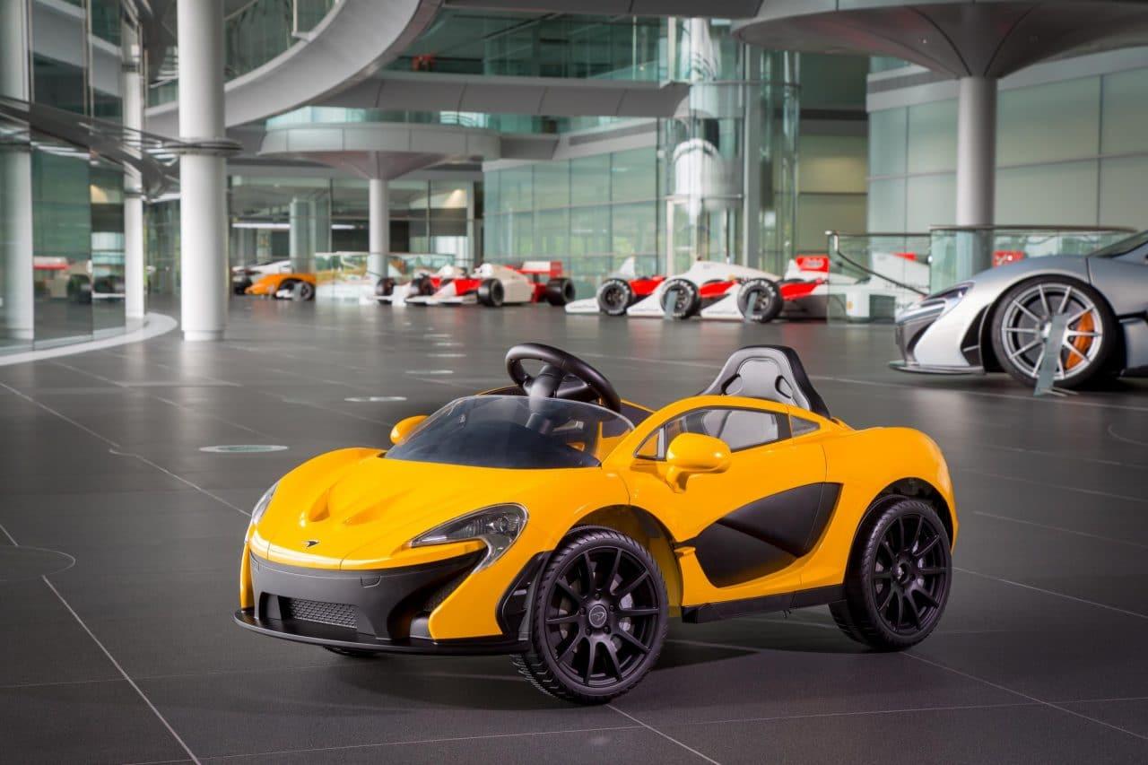 McLaren P1 EV