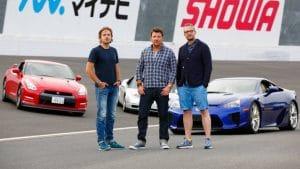 Top Gear France : Road Trip au Japon