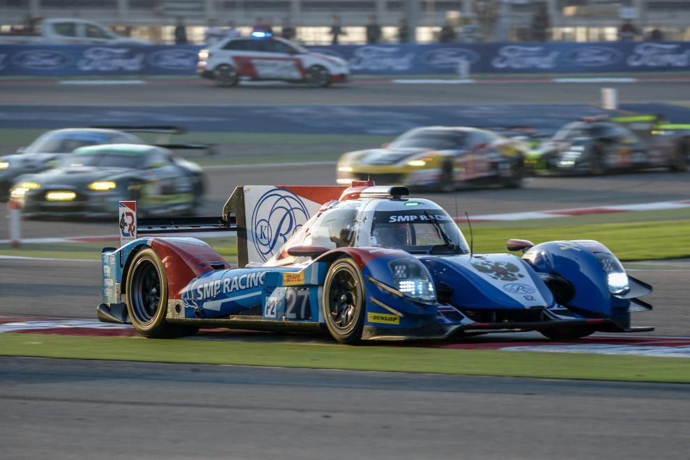 FIA WEC 6 heures de Bahreïn, LMP2