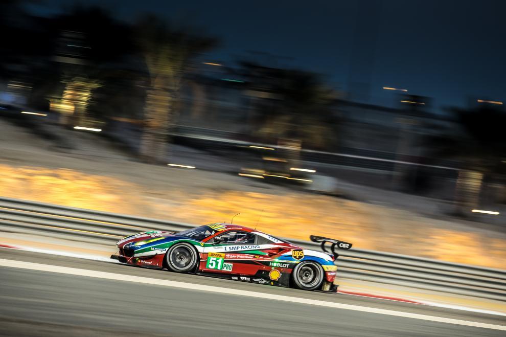 FIA WEC 6 Heures de Bahreïn, LMGTE