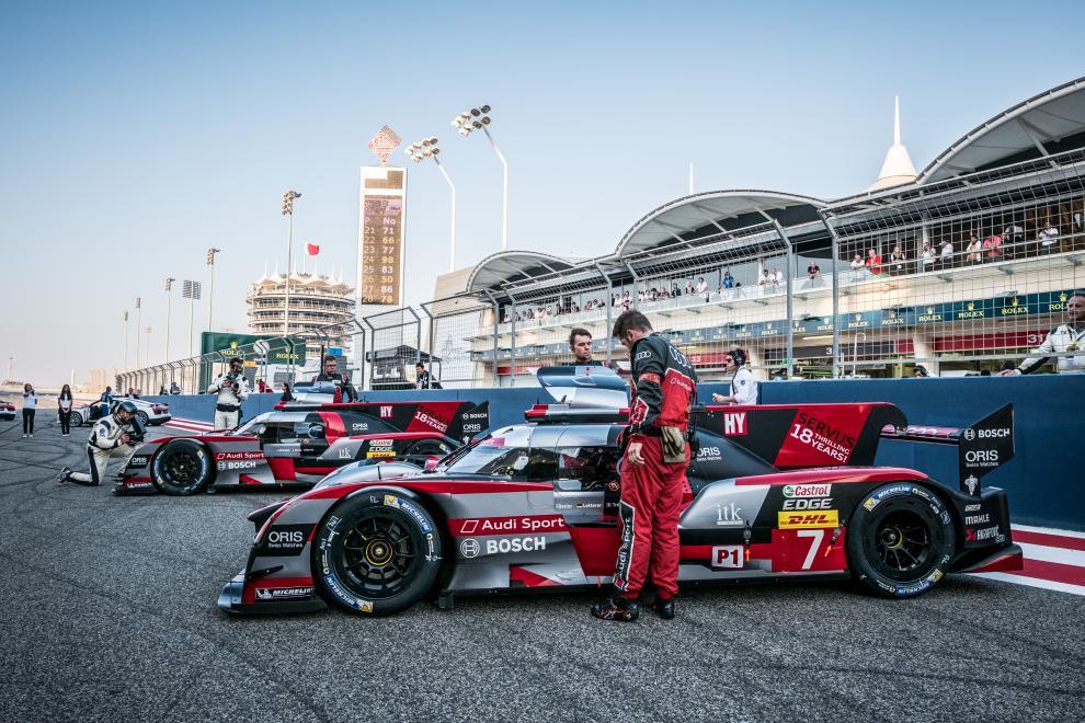 FIA WEC 6 heures de Bahreïn, LMP1