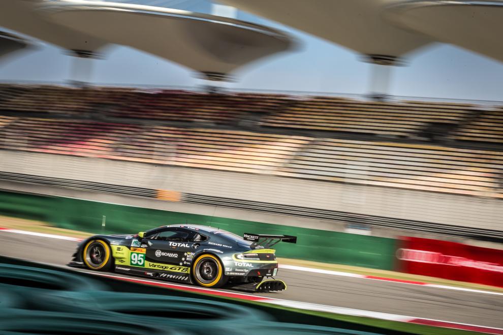 FIA WEC 6H de Shanghai - LMGTE