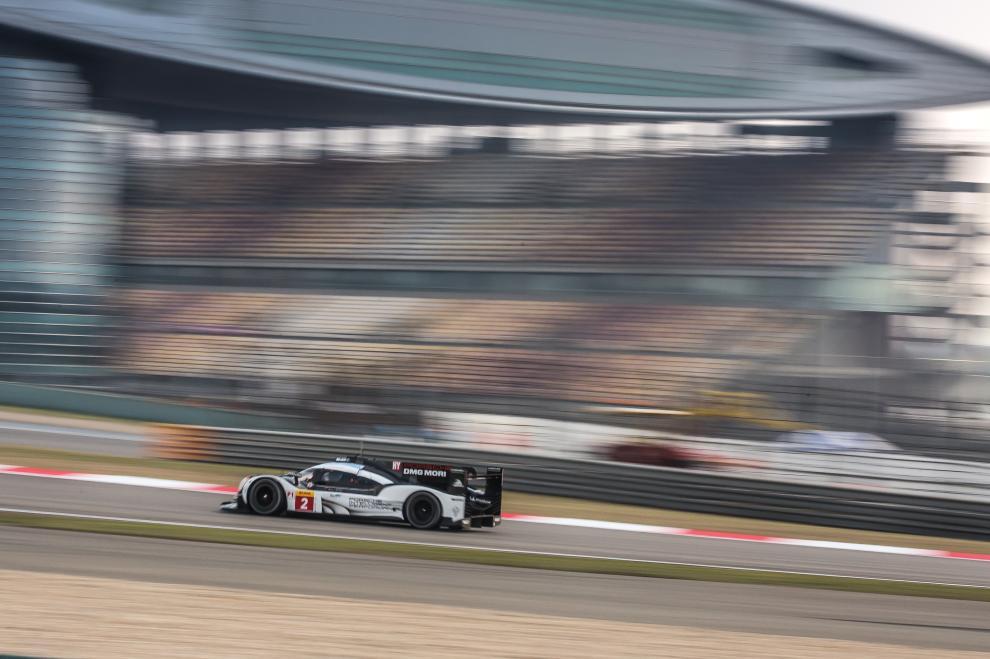 FIA WEC 6H de Shanghai - LMP1