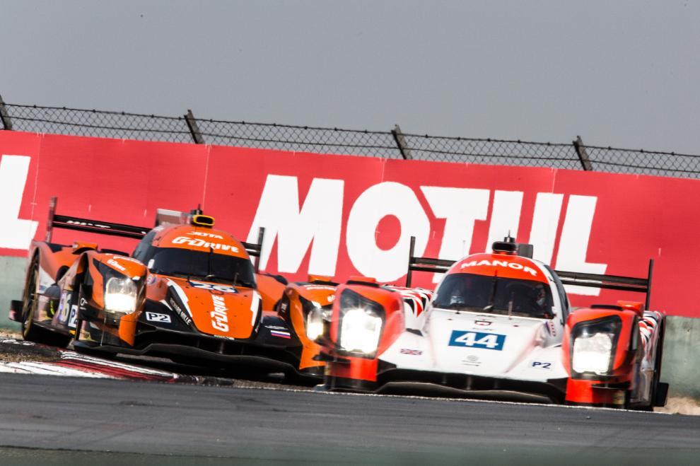 FIA WEC 6H de Shanghai - LMP2