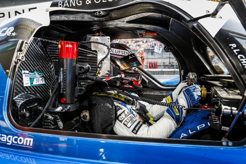 FIA WEC LMP2 - Alpine A460 - 6 Heures de Shanghai 2016