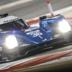 FIA WEC 6 heures de Bahreïn, LMP2 : Alpine s'offre son dernier podium de la saison