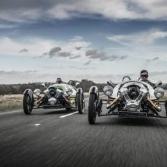 Christopher Ward & Morgan Motor Company : Un accord 100% British