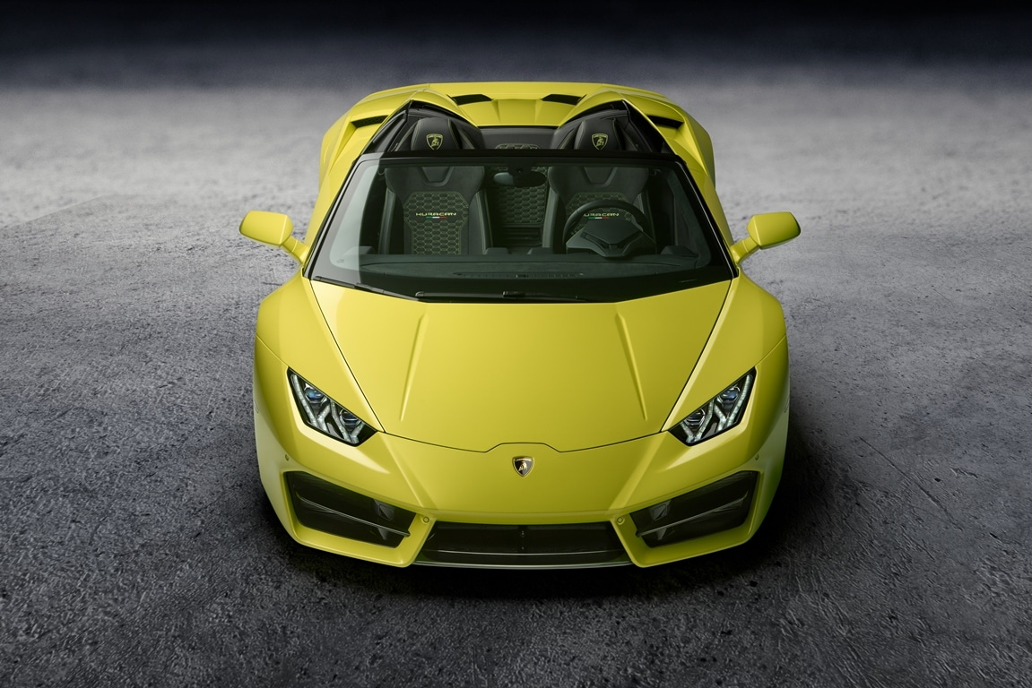 Lamborghini Huracán Spyder LP 580-2