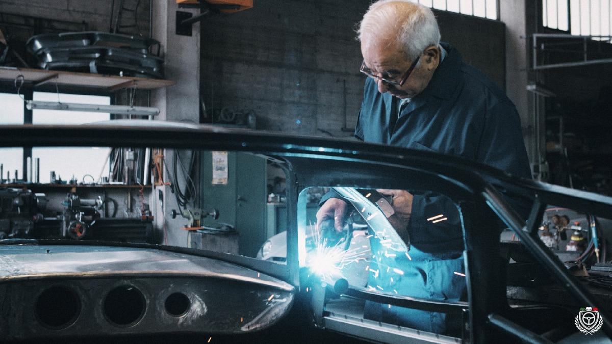 An Italian Garage