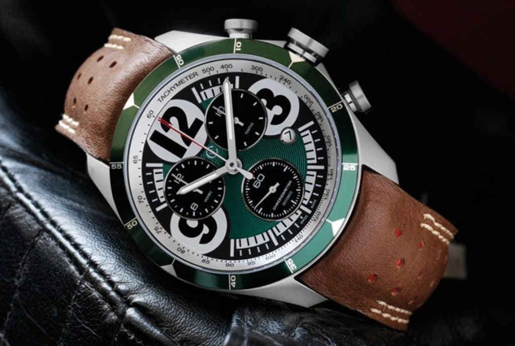 Christopher Ward C70 DBR1 Chronometer 1