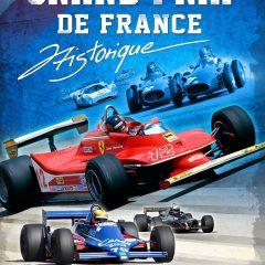 Grand Prix de France Historique à Magny Cours les 1er et 2 juillet 2017