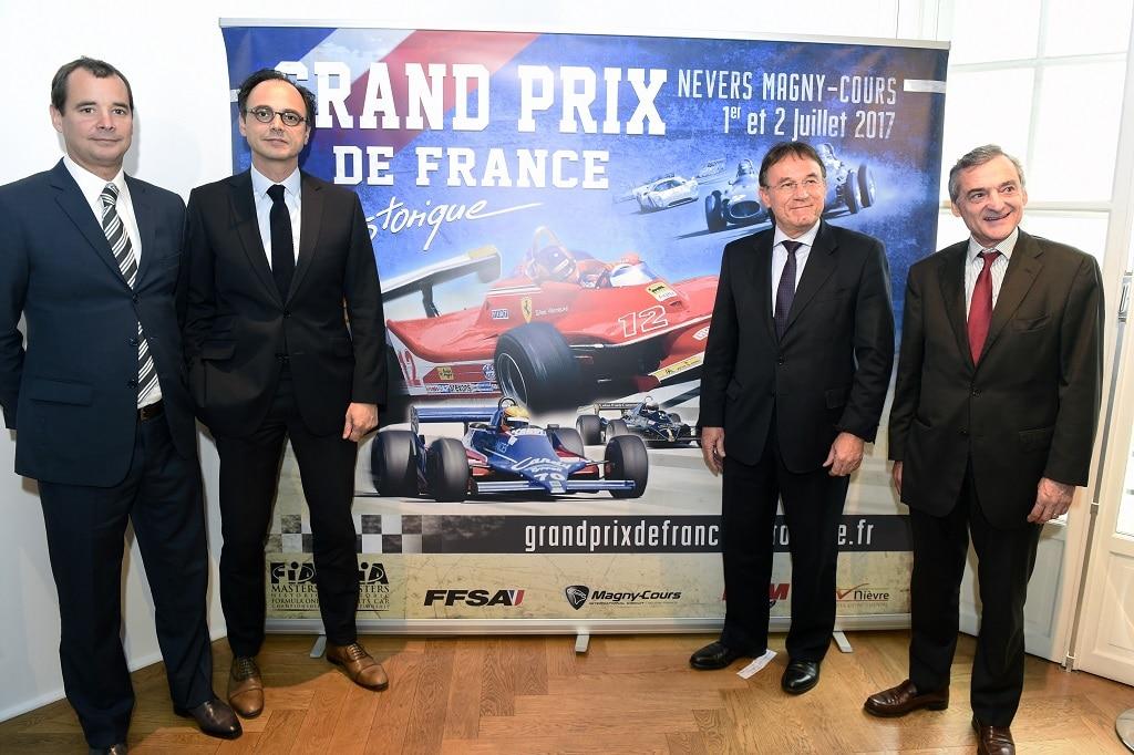 Grand Prix de France Historique - Magny Cours 2017