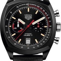 Le chronographe TAG Heuer Monza Heritage remporte le prix «Revival» lors du GPHG 2016