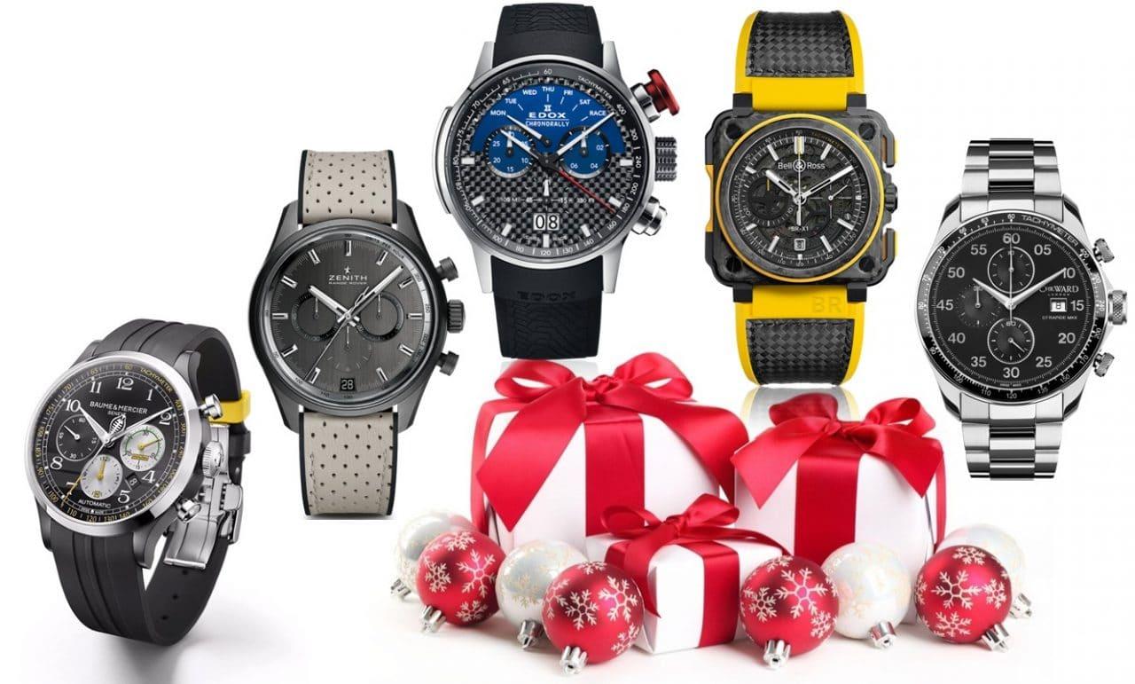 Sélection de montres 2016