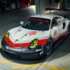Porsche 911 RSR 2017 : Plus qu'une évolution, une révolution ?