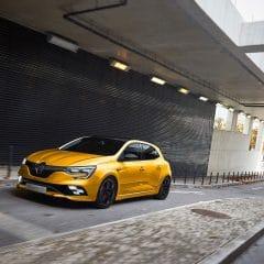 Renault Megane R.S. IV : Une idée en illustration