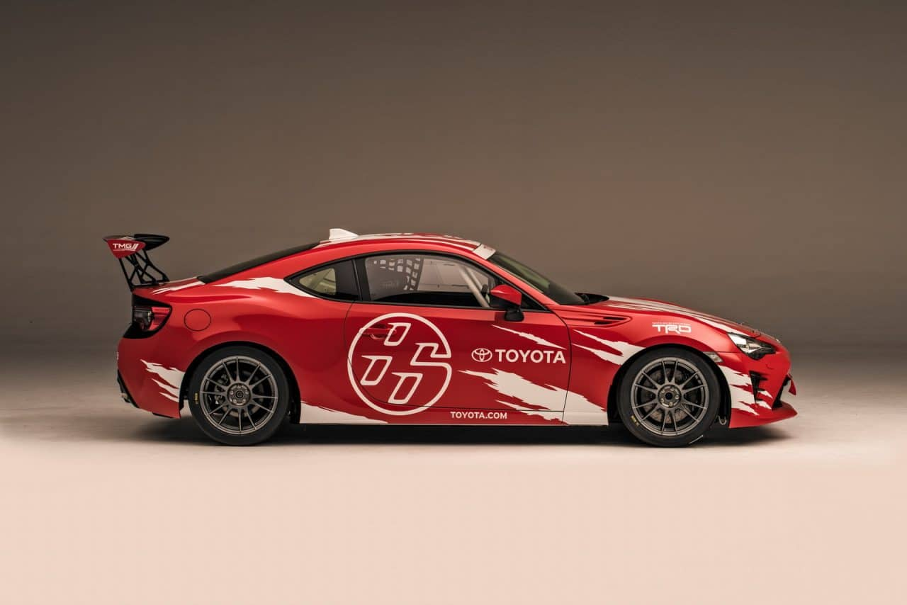 Toyota GT86 CS-Cup