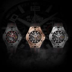 Hublot Big Bang Ferrari  : Nouvelle version restylée