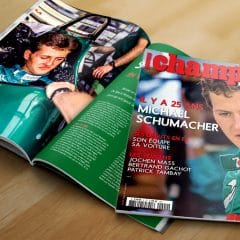 Champion Magazine n°2 : A vos kiosques !