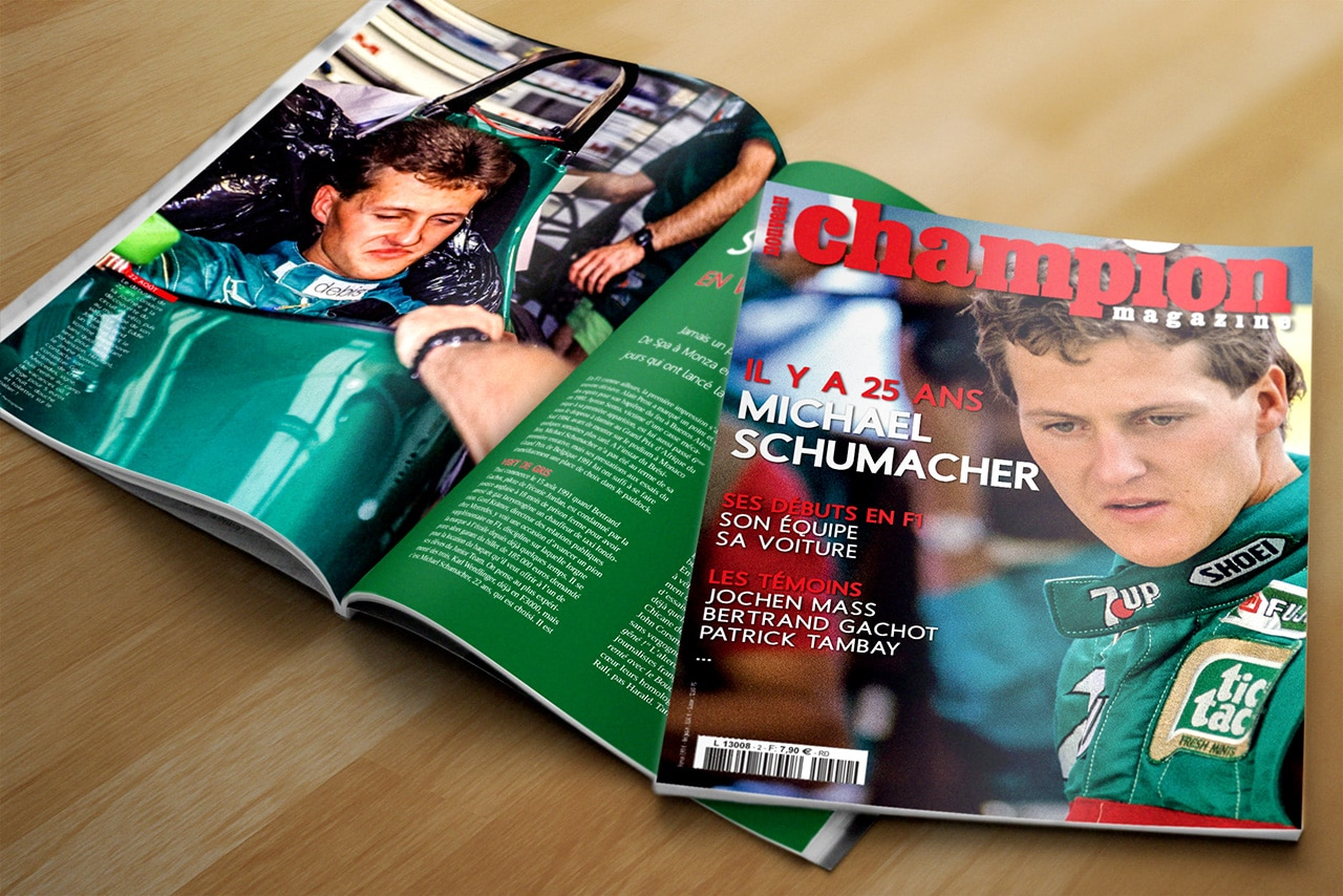 Champion Magazine n°2