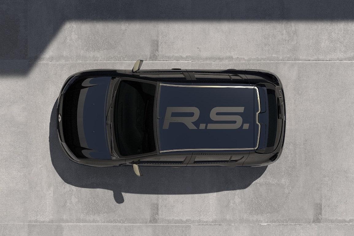 Sandero R.S. Grand Prix Concept