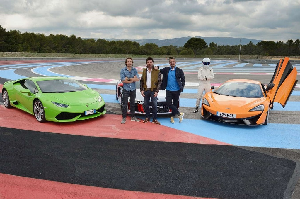 Top Gear France saison 3