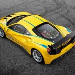 Ferrari 488 Challenge : Présentation à Daytona