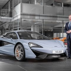 McLaren, sa 10000ème sportive