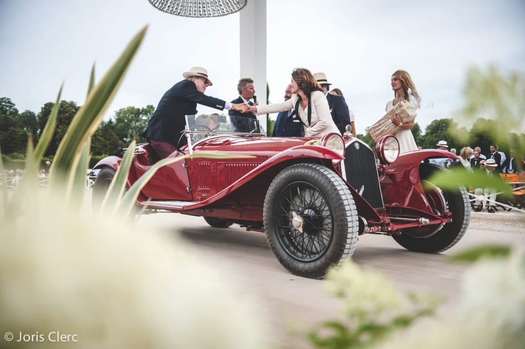 Chantilly Arts & Elegance 2016 - Joris Clerc ©