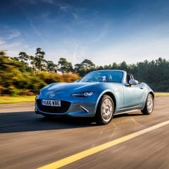 Mazda MX-5 Arctic : 400 exemplaires pour le Royaume Uni